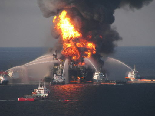 BP: Multiple companies, teams contributed to spill