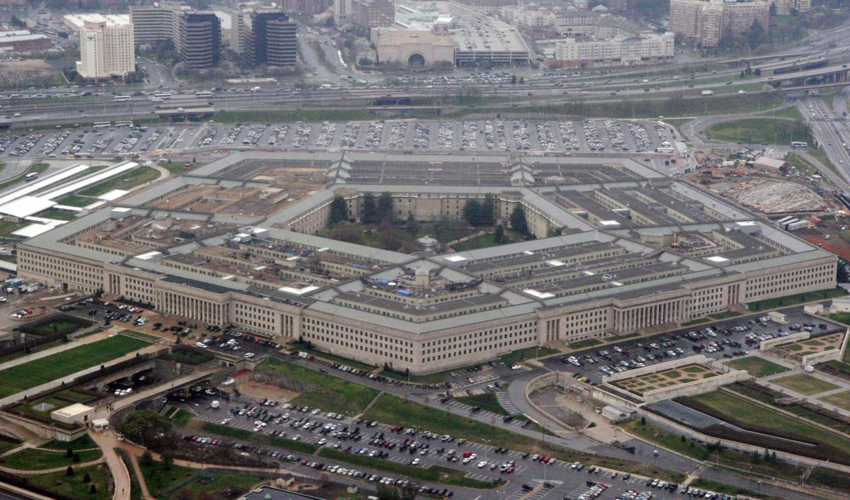 Sticky fingers at the Pentagon