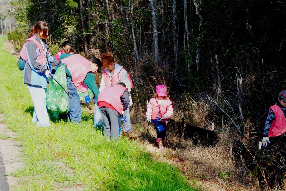 PalmettoPride, Forest Service seek volunteers for ninth Francis Marion forest cleanup