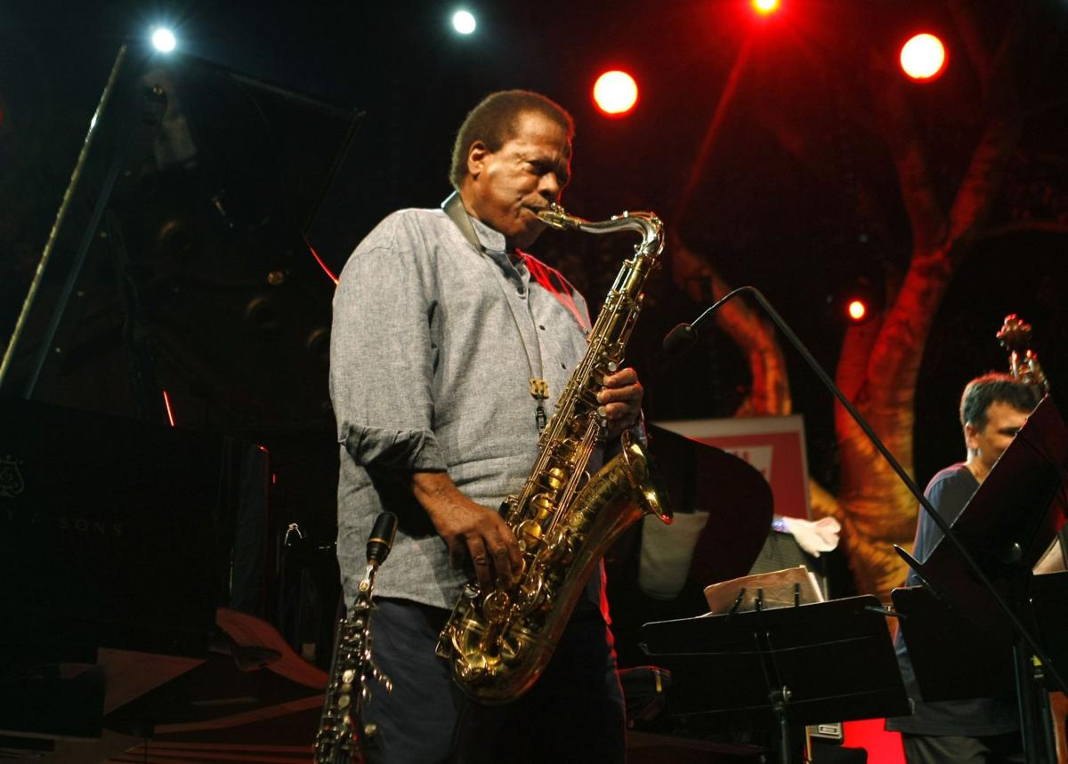 Working 'without a net' At 80, jazz saxophonist Wayne Shorter still performing