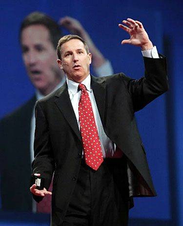 Outgoing HP exec Mark Hurd reaps big payday as stockholders suffer $9 billion loss