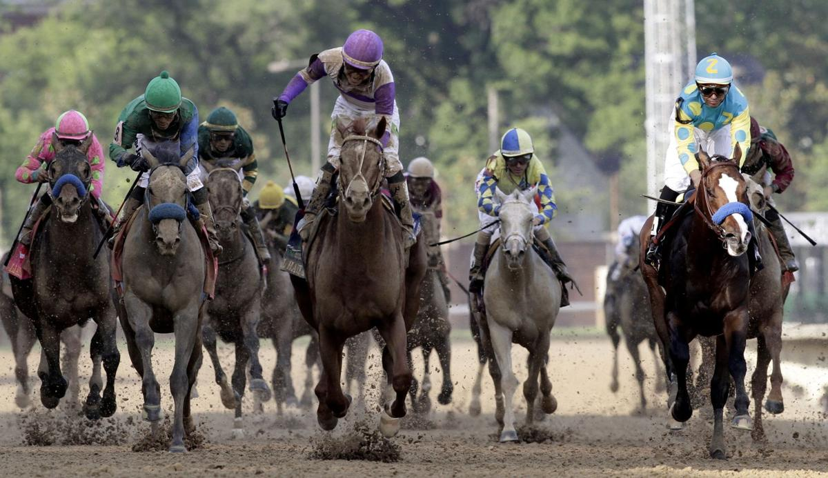 I'll Have Another wins the Kentucky Derby