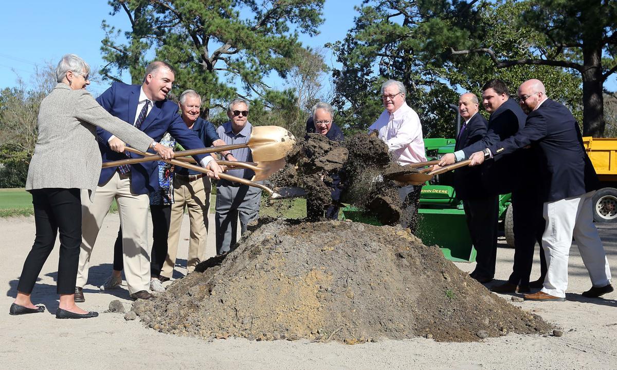 Charleston Municipal Golf Course Renovation