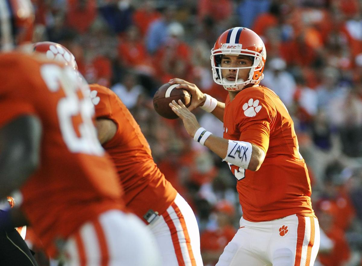 Clemson's offense will look different in 2014