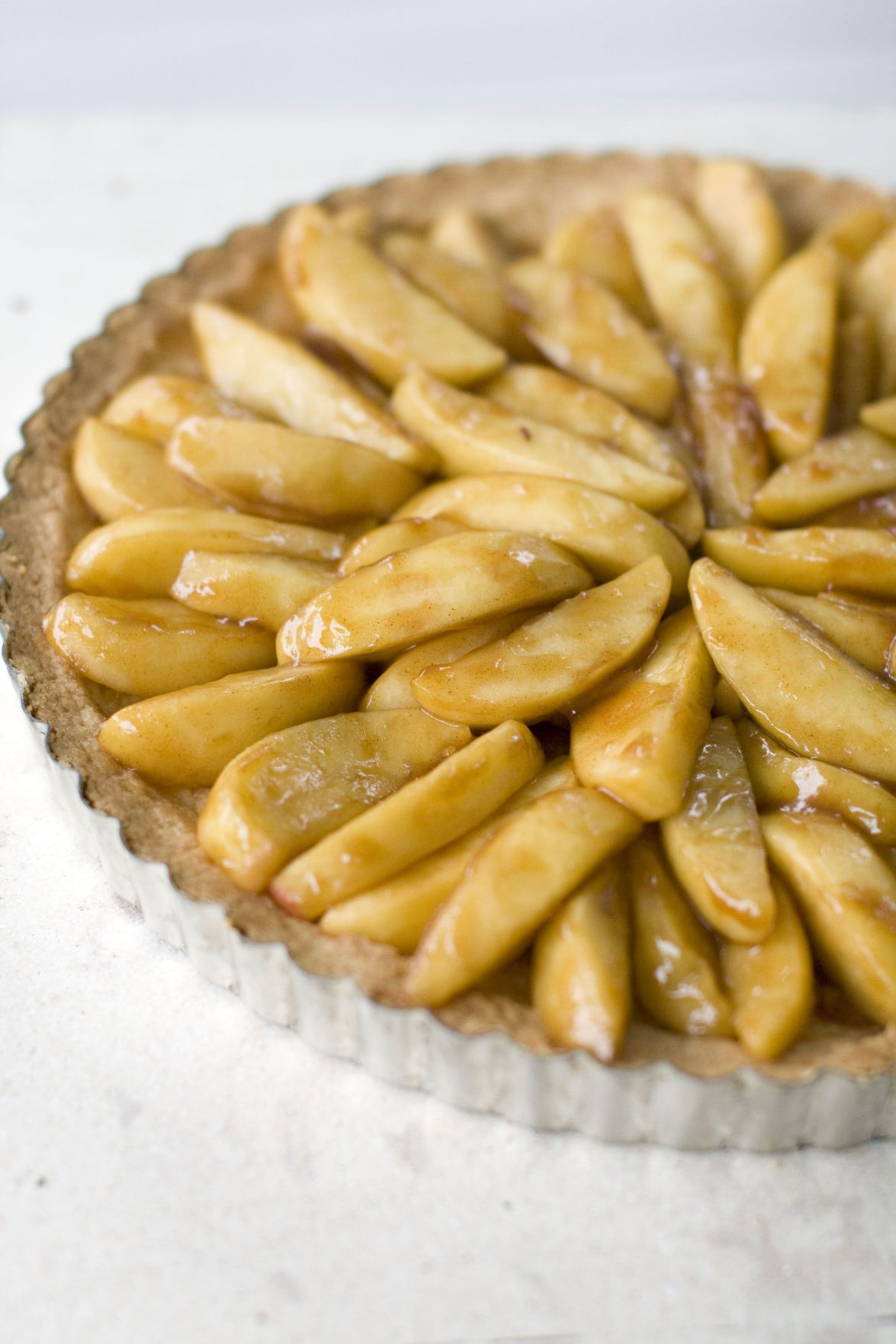 Apple pie in an hour? As easy as it is delicious