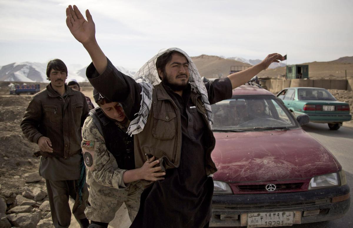 Two U.S. troops die in insider attack