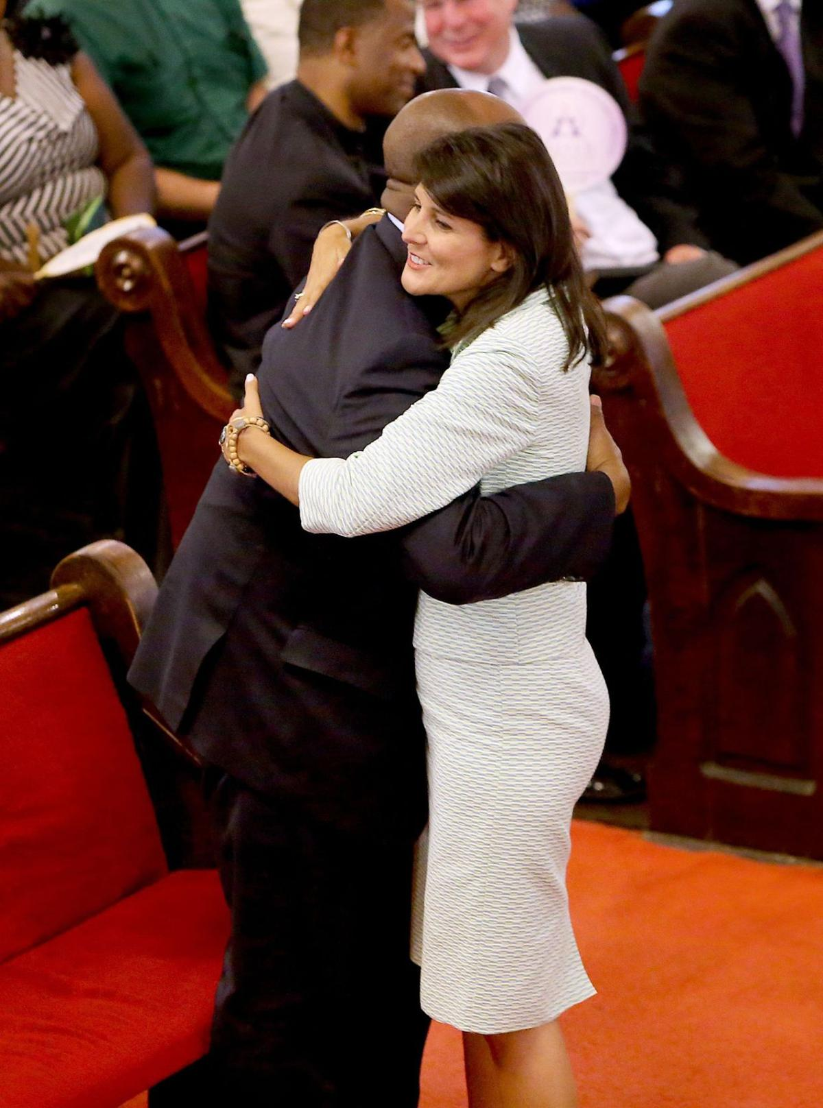 As the legislature returns to tackle the Confederate Flag, Haley reflects on her decision to call for its removal