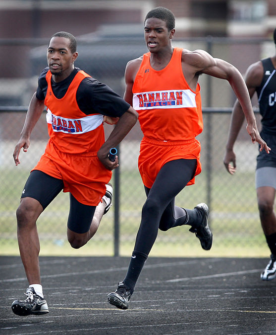 HANAHAN TRACK: Hawks hoping to 'capture the moment'