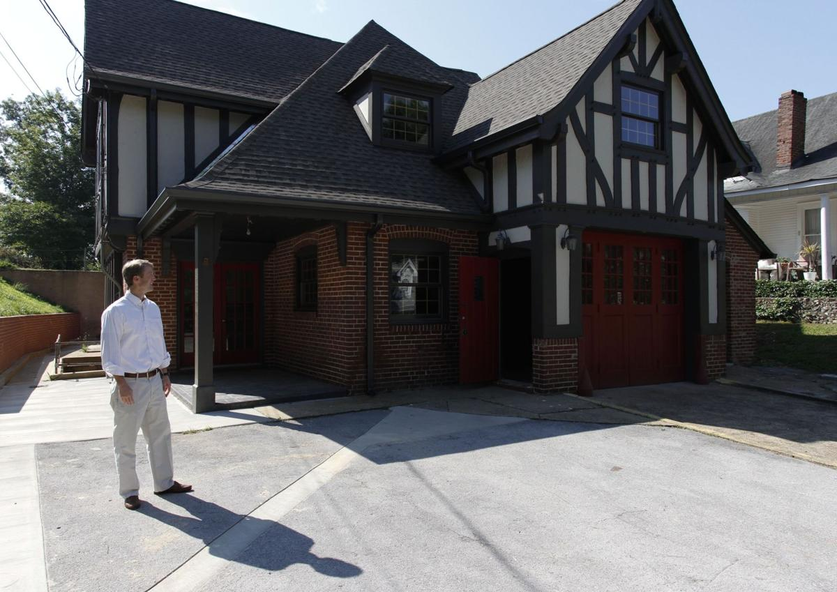 Chattanooga fire hall for sale