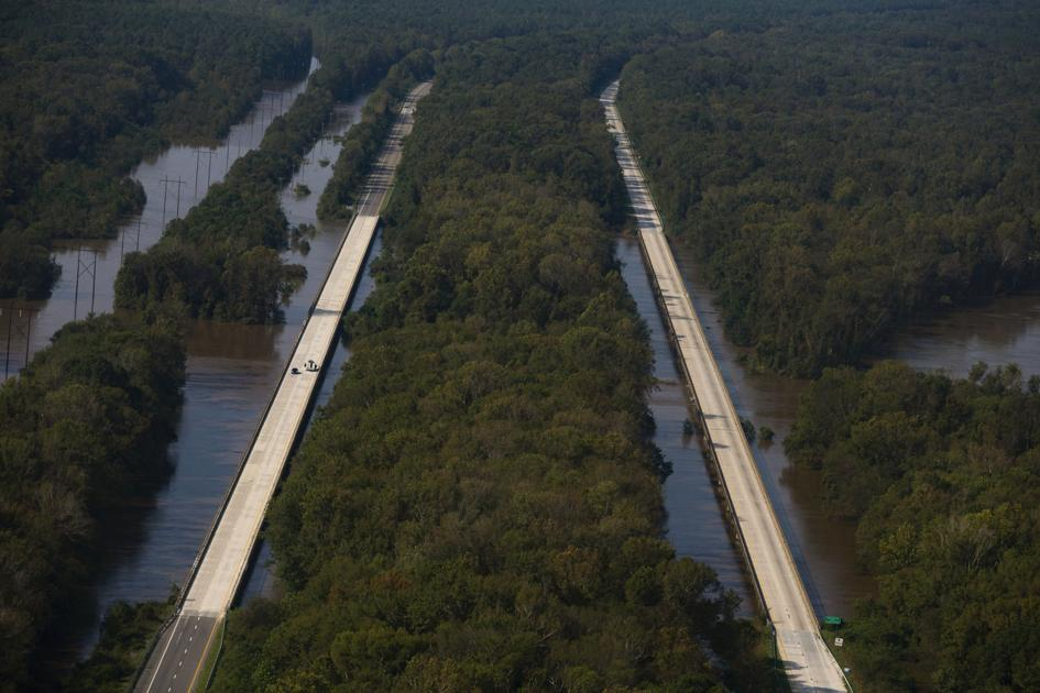 Floods, funding big questions for SC if hurricane threatens