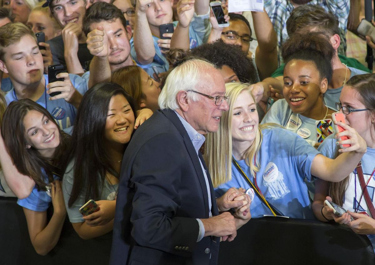 Sanders must expand appeal to black voters