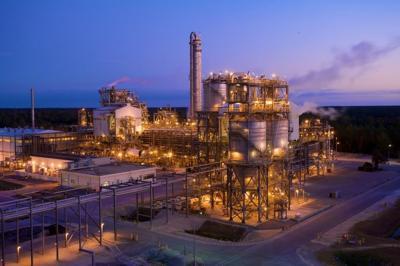 BP to keep Charleston plant, sell Alabama site