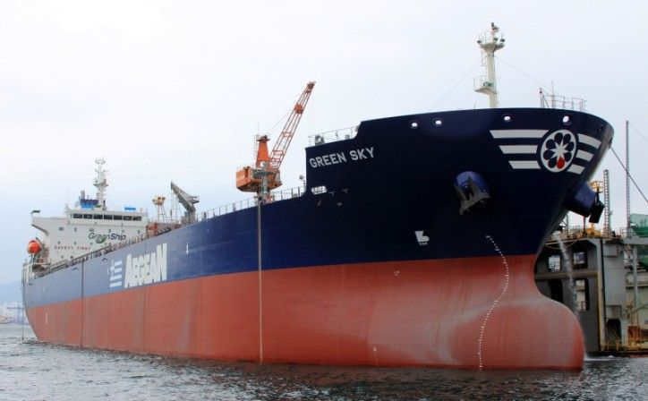 Greek tanker crewman denied permission to leave S.C. over extradition worries