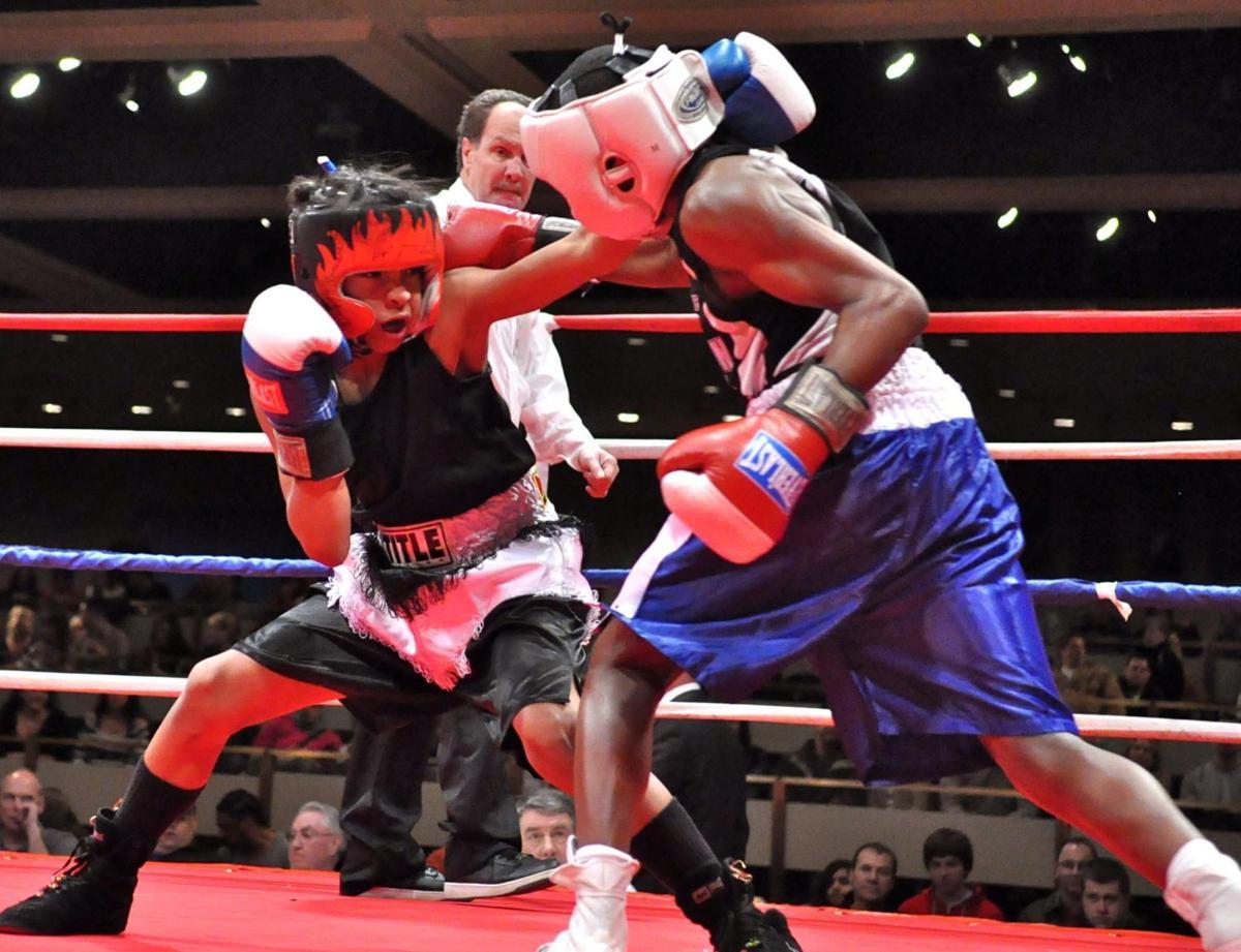 Hurricane Boxing will hold Junior Olympics Saturday
