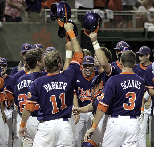 Tigers stay alive with thrashing of Crimson Tide