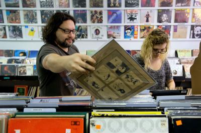 Record Store Day vinyl sales up, local shops growing