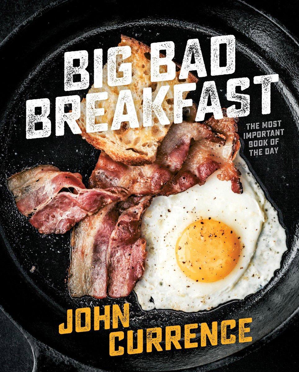 Big Bad Breakfast cookbook
