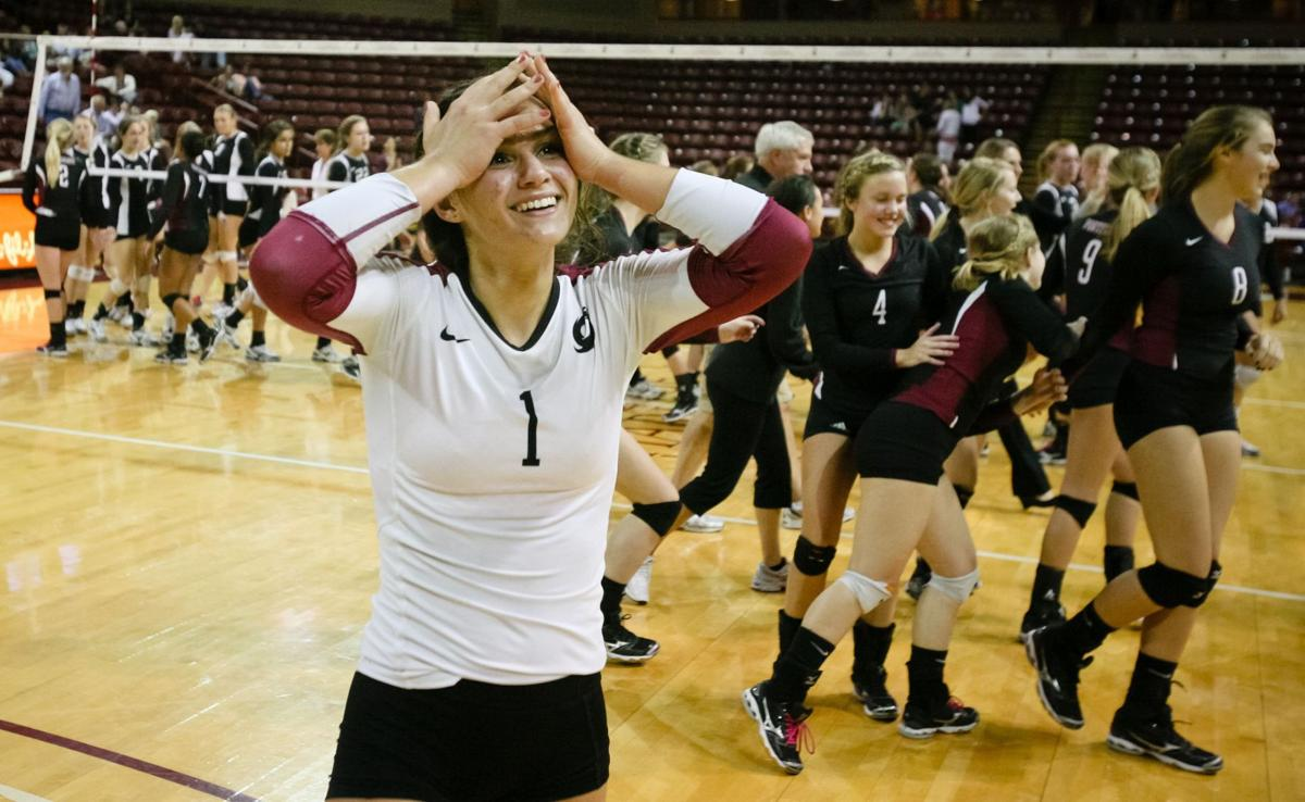 Porter-Gaud, Cathedral win state volleyball championships