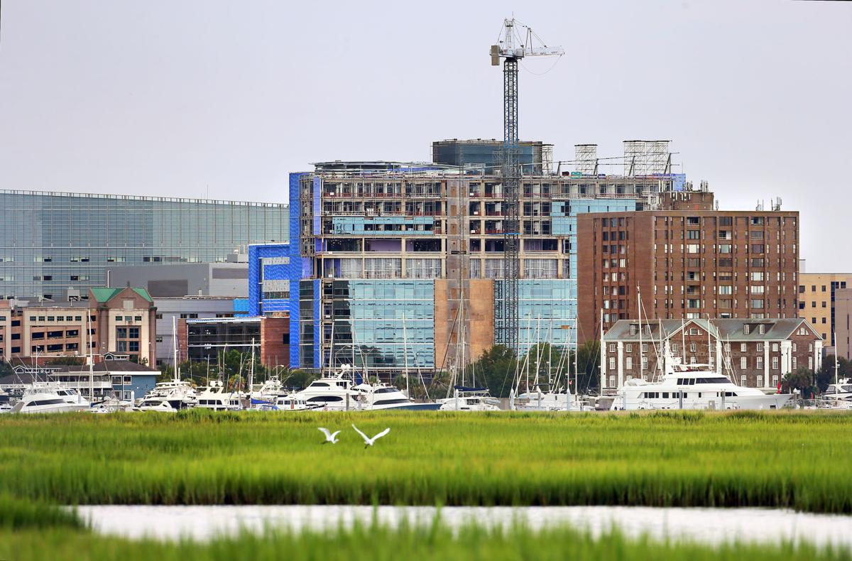 MUSC wants to build the best hospital in SC, says current