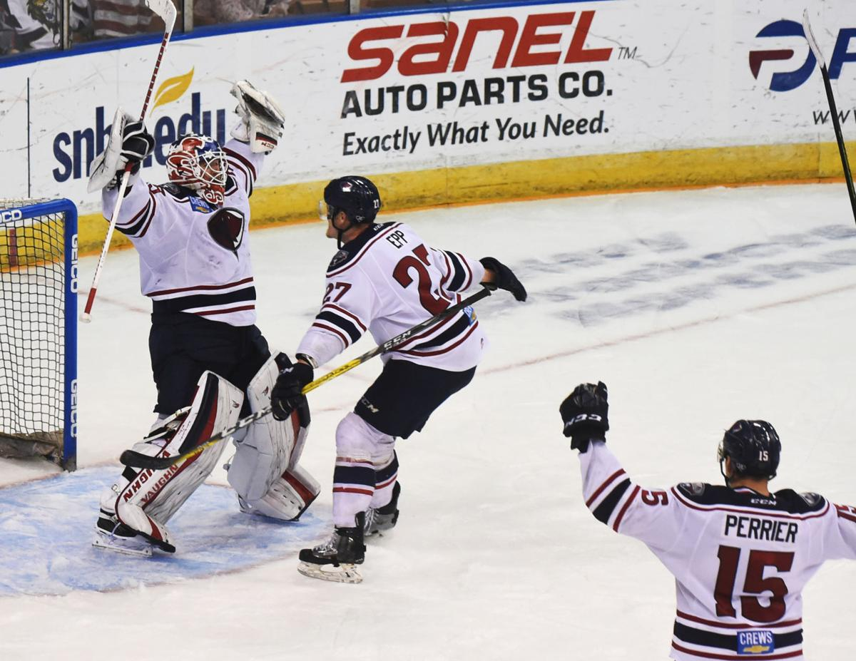 After cross-country trip, South Carolina Stingrays ready for Kelly
