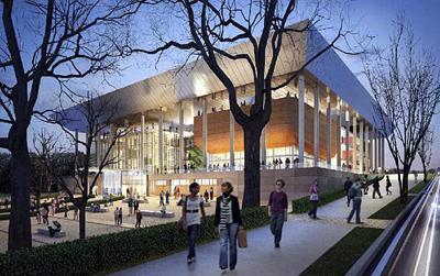 USC considers 'adaptive reuse'