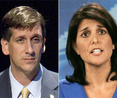 Q&A with gubernatorial candidates Nikki Haley and Vincent Sheheen: Jobs and the economy