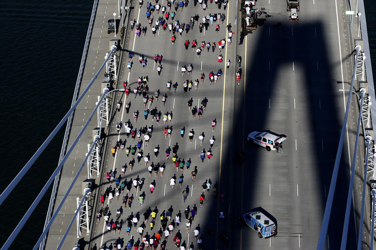 Officials may raise cap on Bridge Run sign-ups
