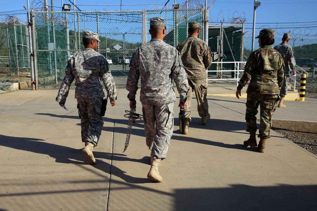 Pentagon says it can't bring Gitmo detainees to U.S.