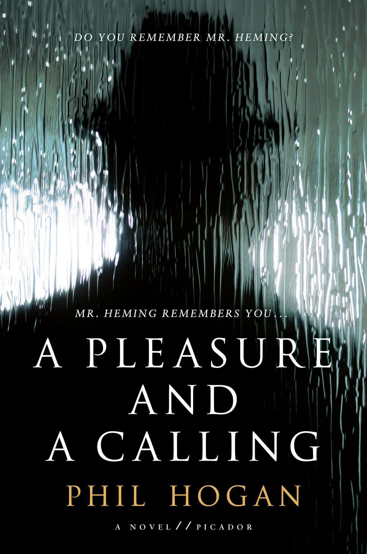 Phil Hogan delivers clever psychological thriller
