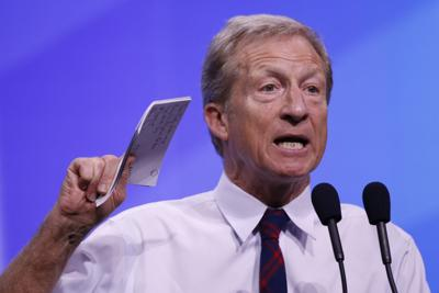 Election 2020 Democrats Tom Steyer