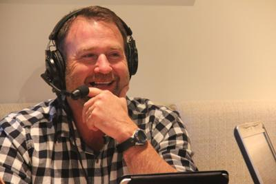 Three years after guilty plea, Ken Ard at ease as talk-show host