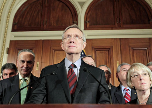 Federal shutdown avoided at 11th hour; 2012 budget fight looms