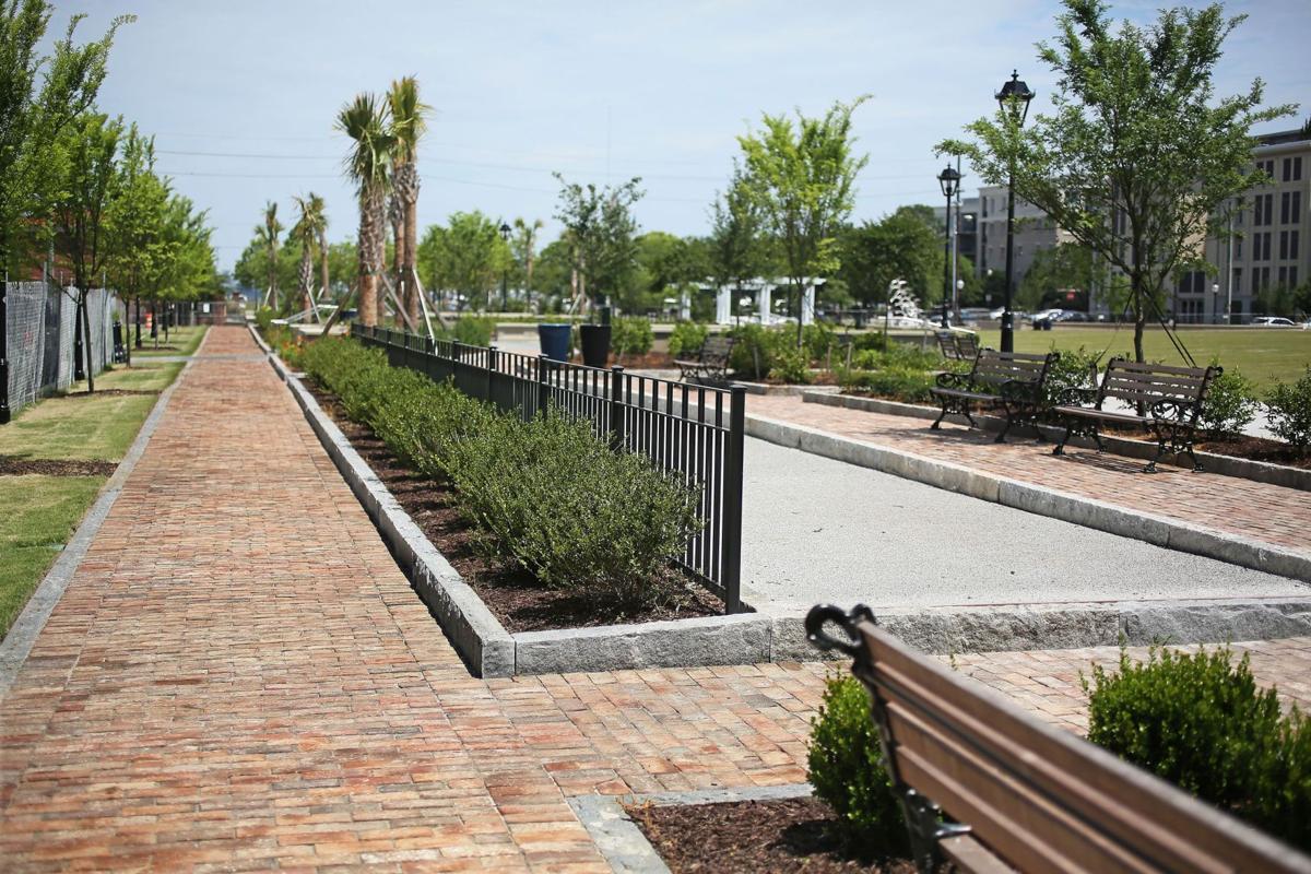 Condos planned near new city park