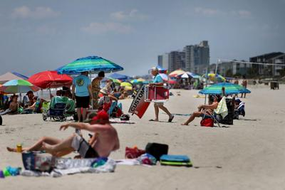 Myrtle Beach still leading East Coast population growth, but