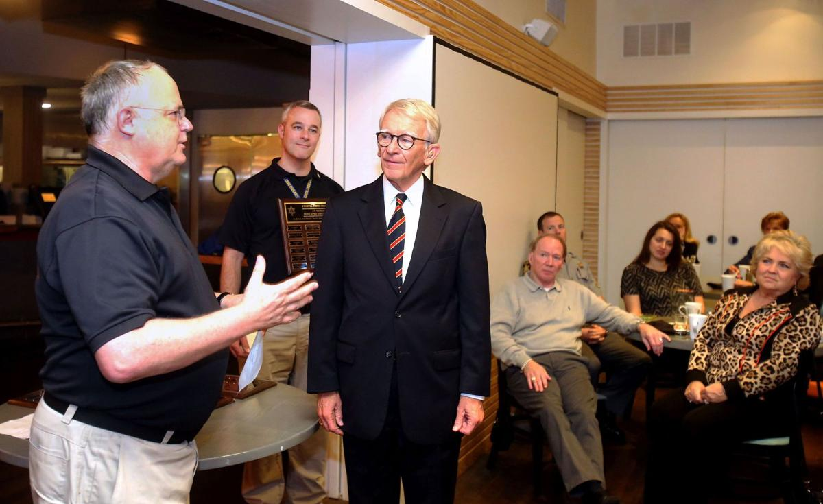 Mayor Joe Riley, AME pastor receive top awards from crisis chaplaincy