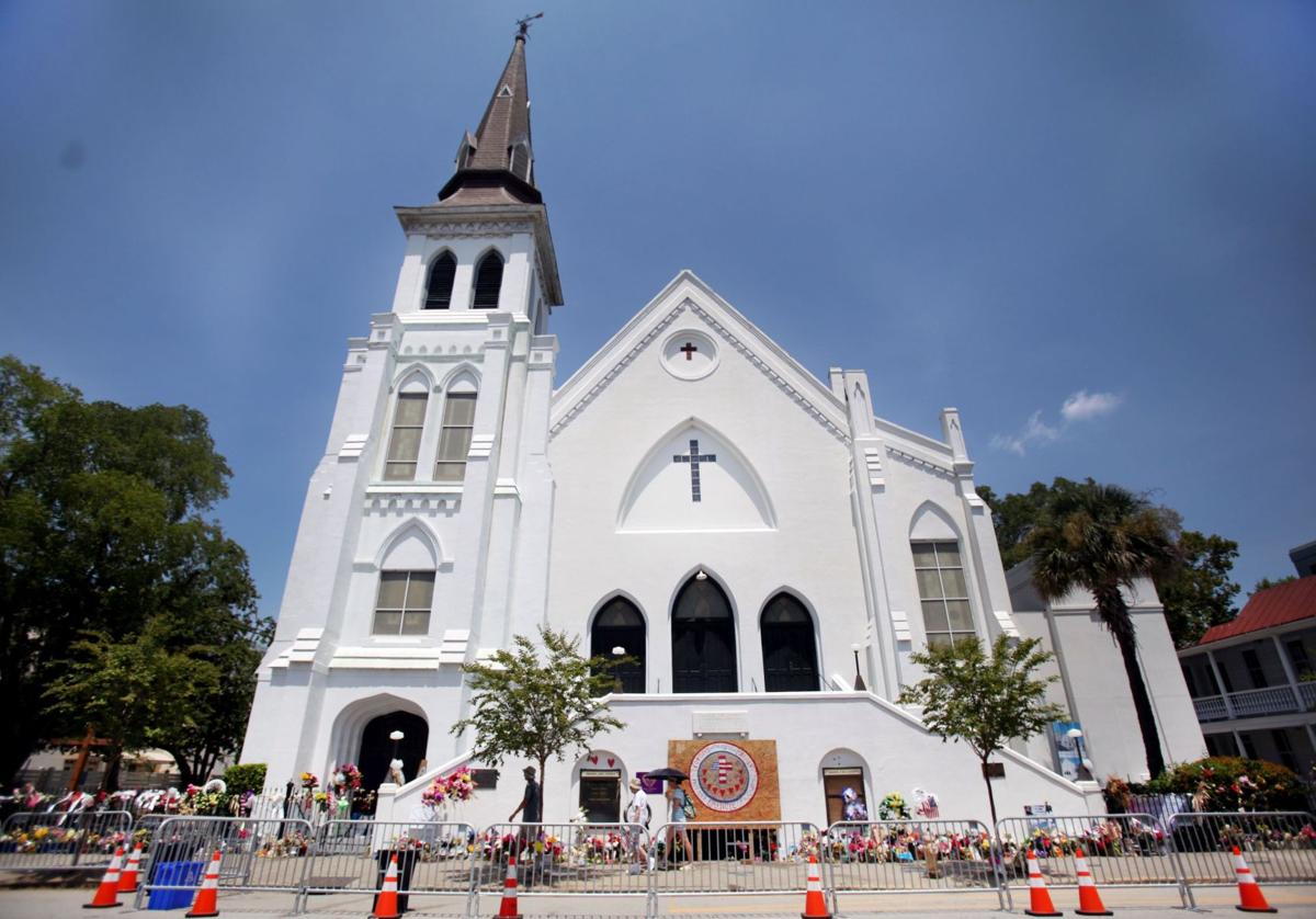 Justice Department unveils website for its case in Emanuel AME Church shooting