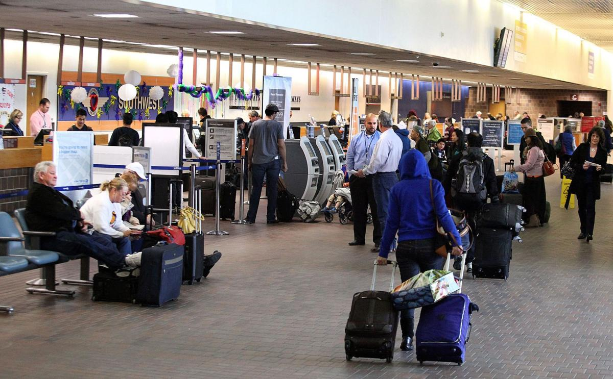 Airport's website updated for easier passenger information