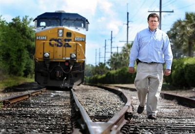 Battle over rail heats up