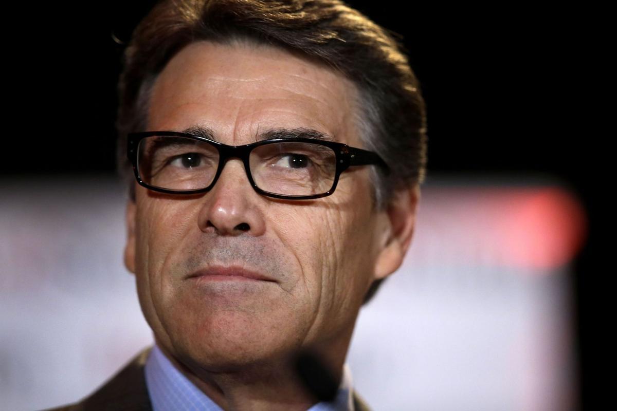 Rick Perry predicts Nikki Haley could head to Washington