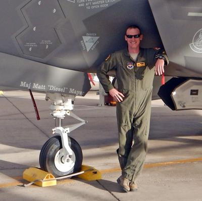 cab1bbd5819 Citadel, Clemson grads to fly jets in formation over football championship