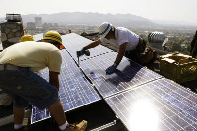 dominion solar proposal