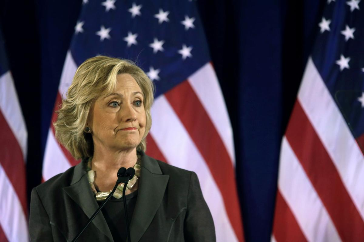 Latest claim about Clinton's email server adds to furor