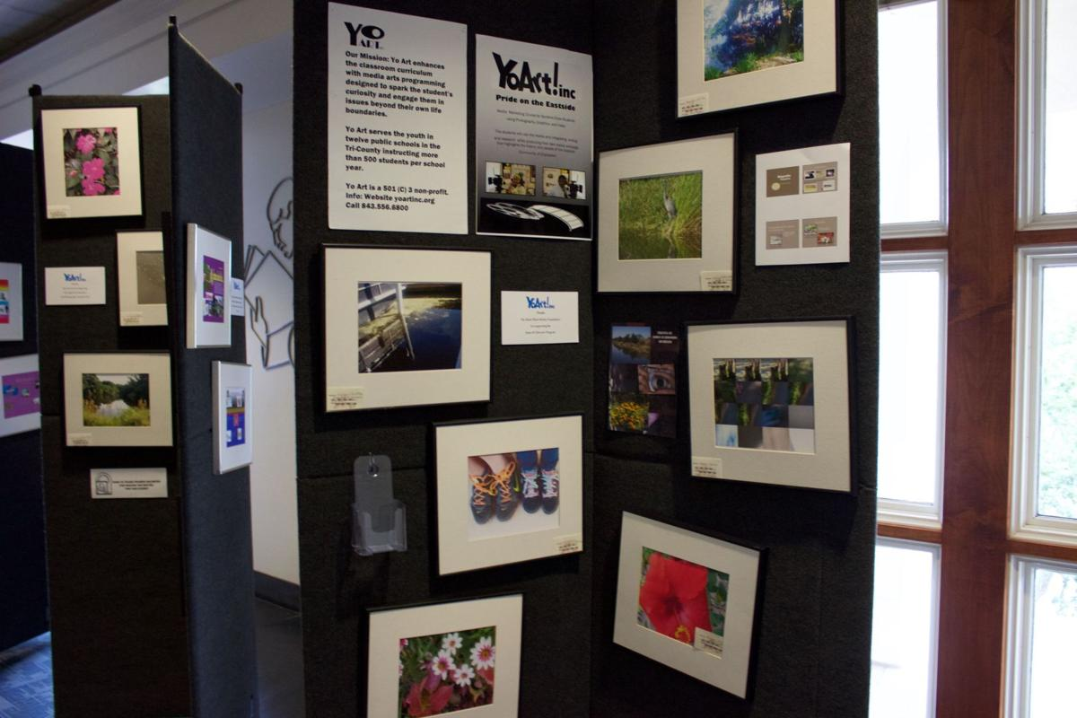 Yo Art! Project partners with schools, produces Piccolo Spoleto exhibit