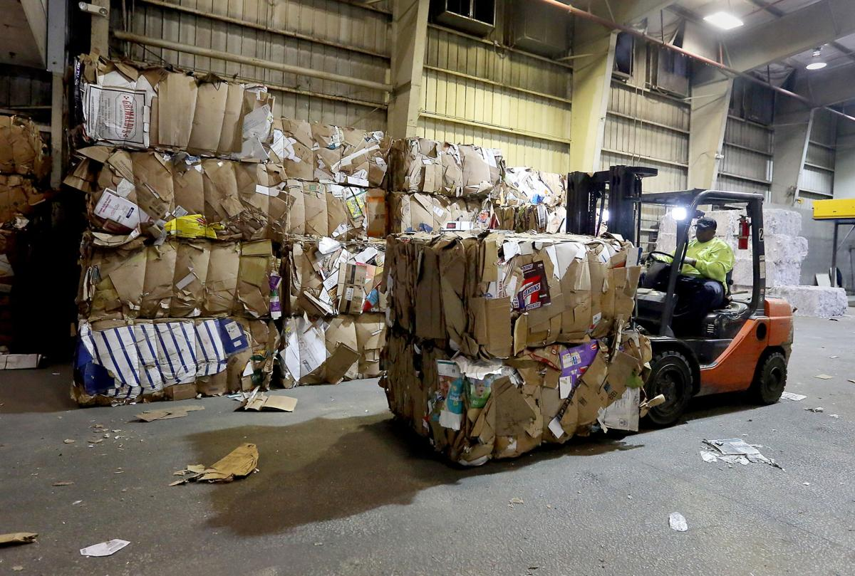 Charleston County Recycling Center