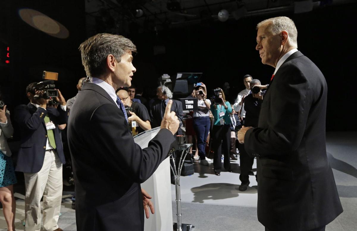 ABC faces credibility crisis over Stephanopoulos donations