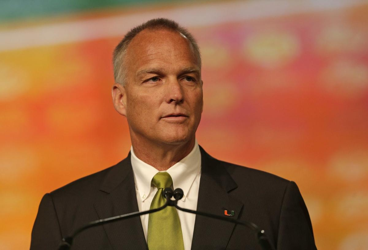 All signs say Richt is right for Miami