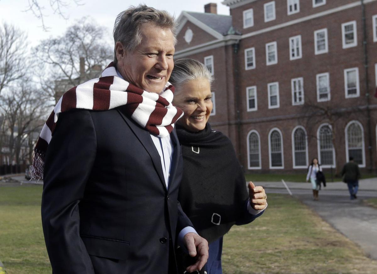 'Love Story' actors return to Harvard
