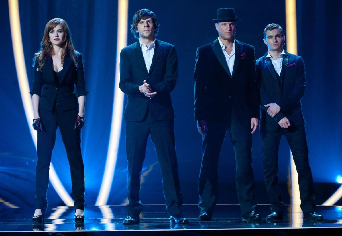 'Now You See Me' makes for blase movie magic
