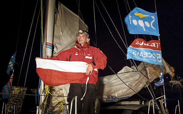 Determination powers Polish skipper