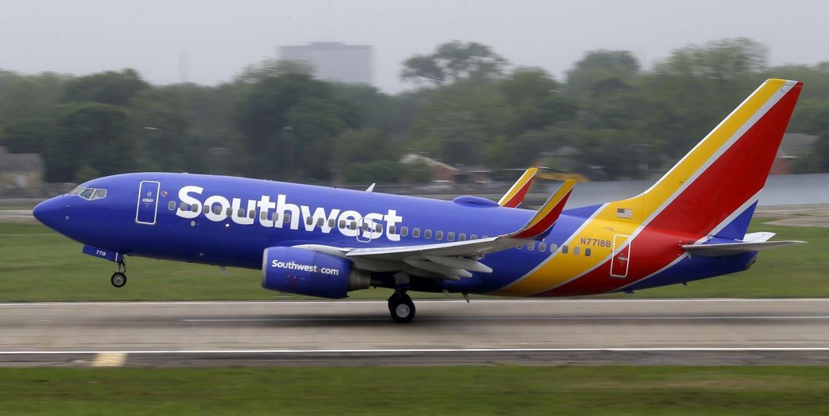 Southwest launching nonstop flights between Charleston, Denver (copy)